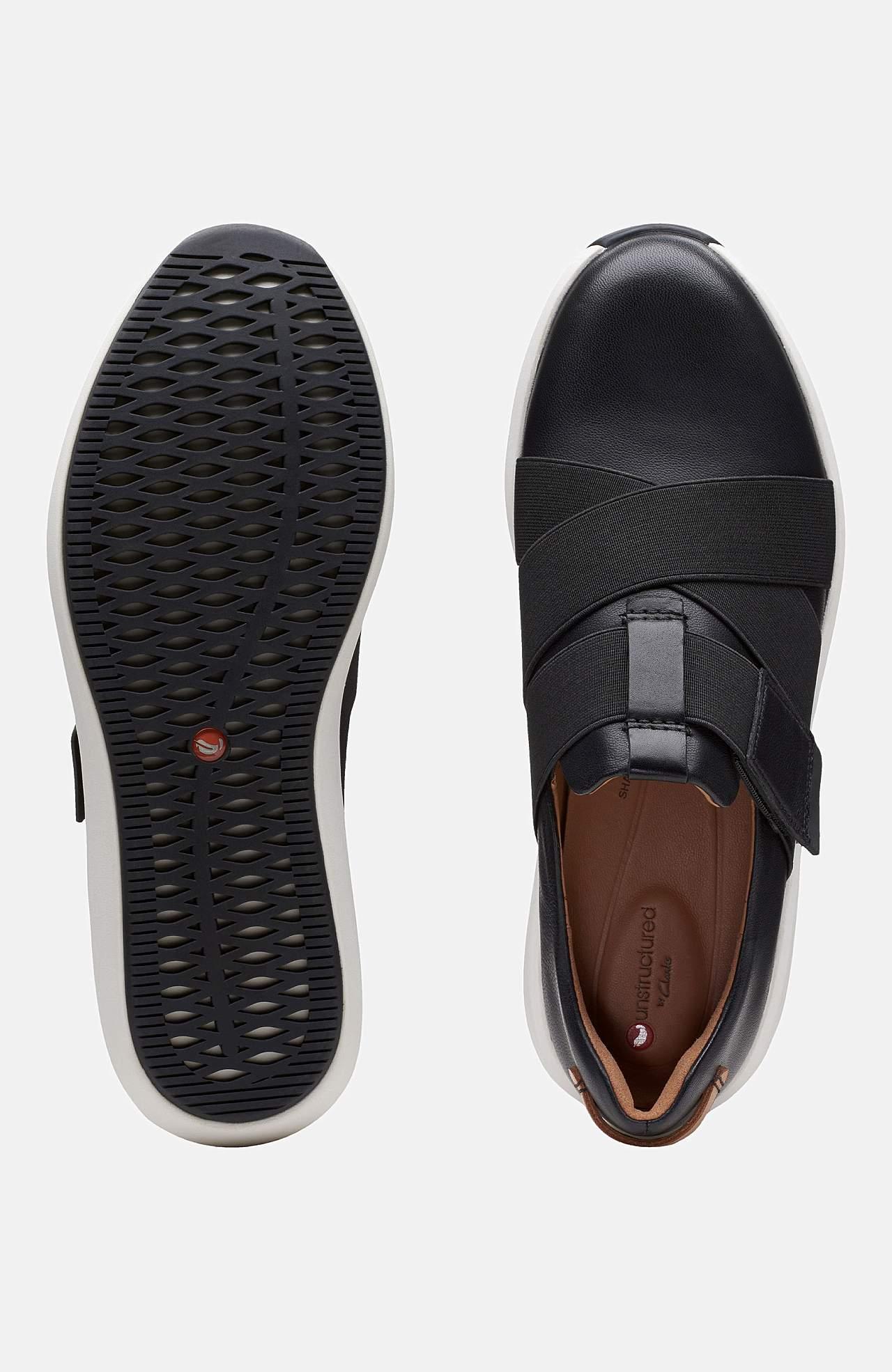 Sneakers i skinn Un Rio Strap