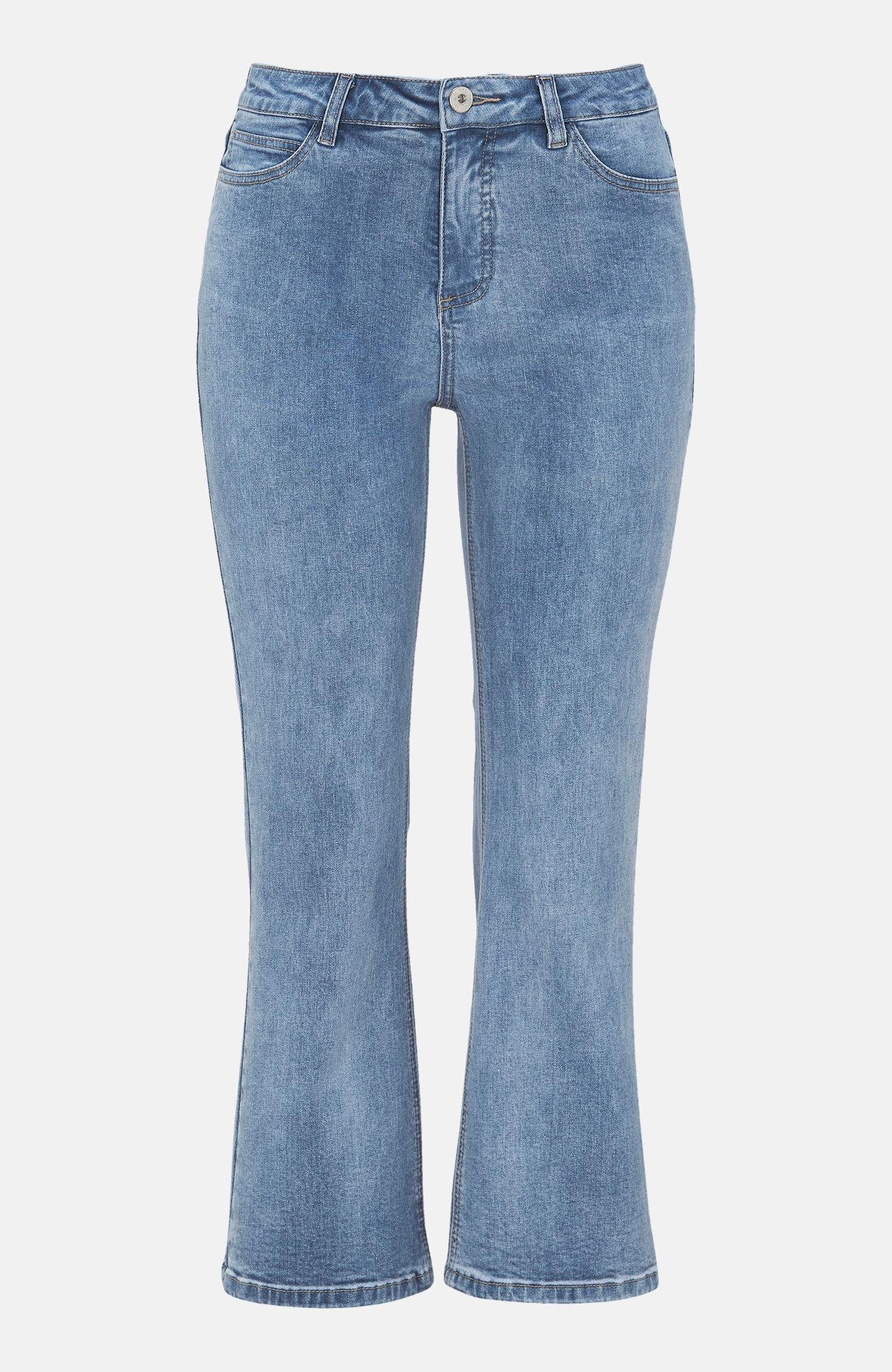 Kickflare jeans