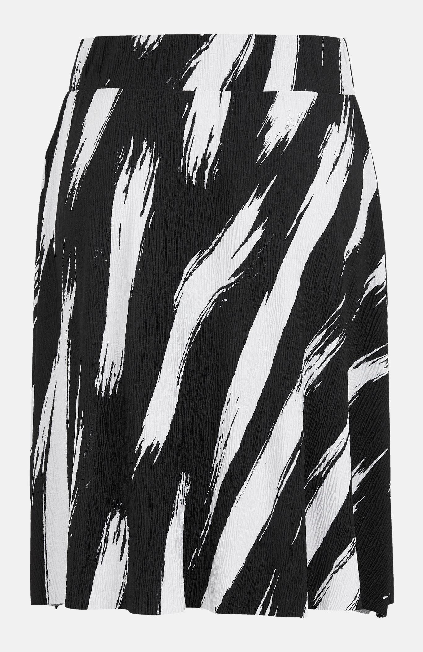 Krinklad kjol