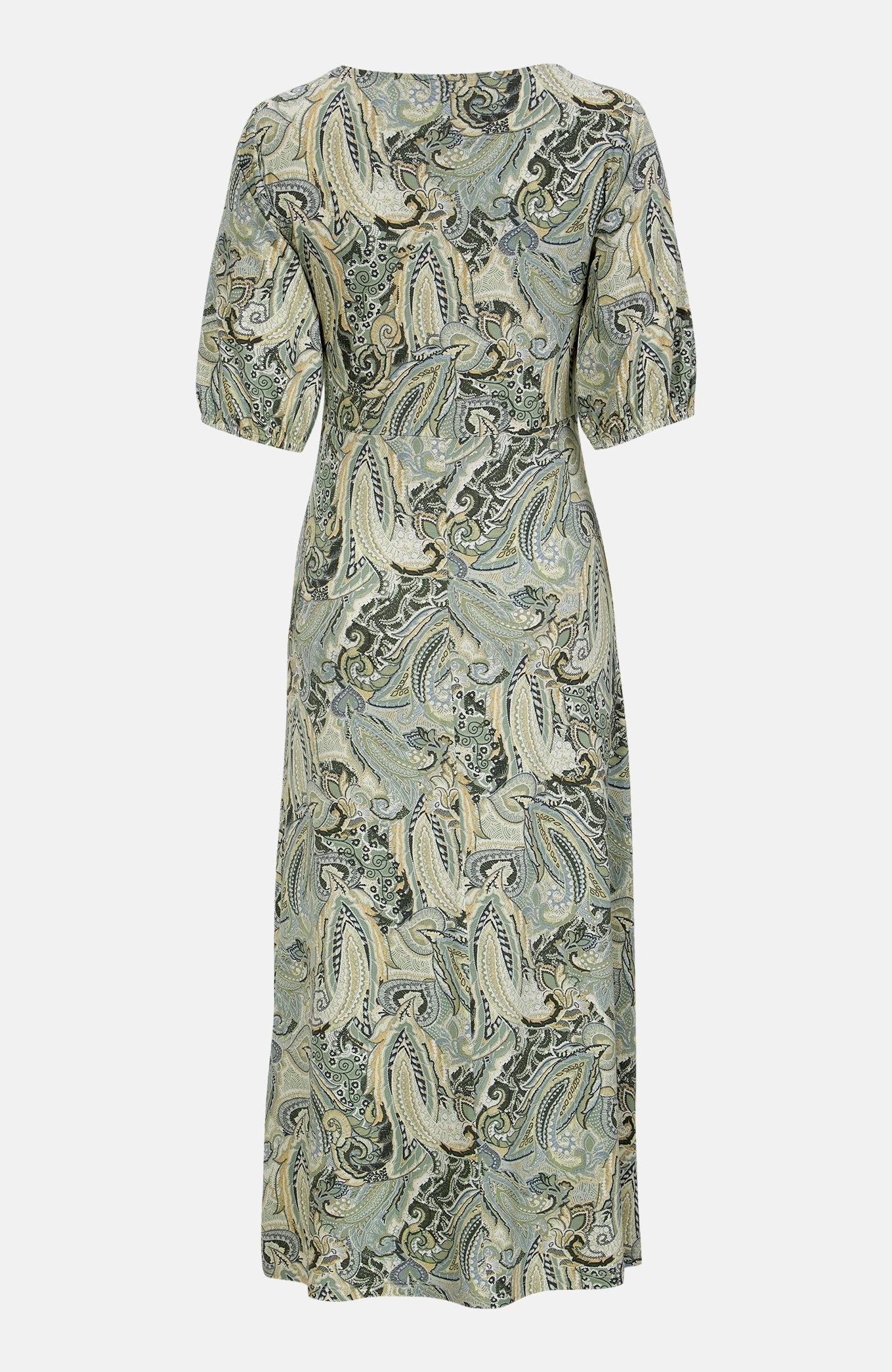 Mönstrad klänning Lulla