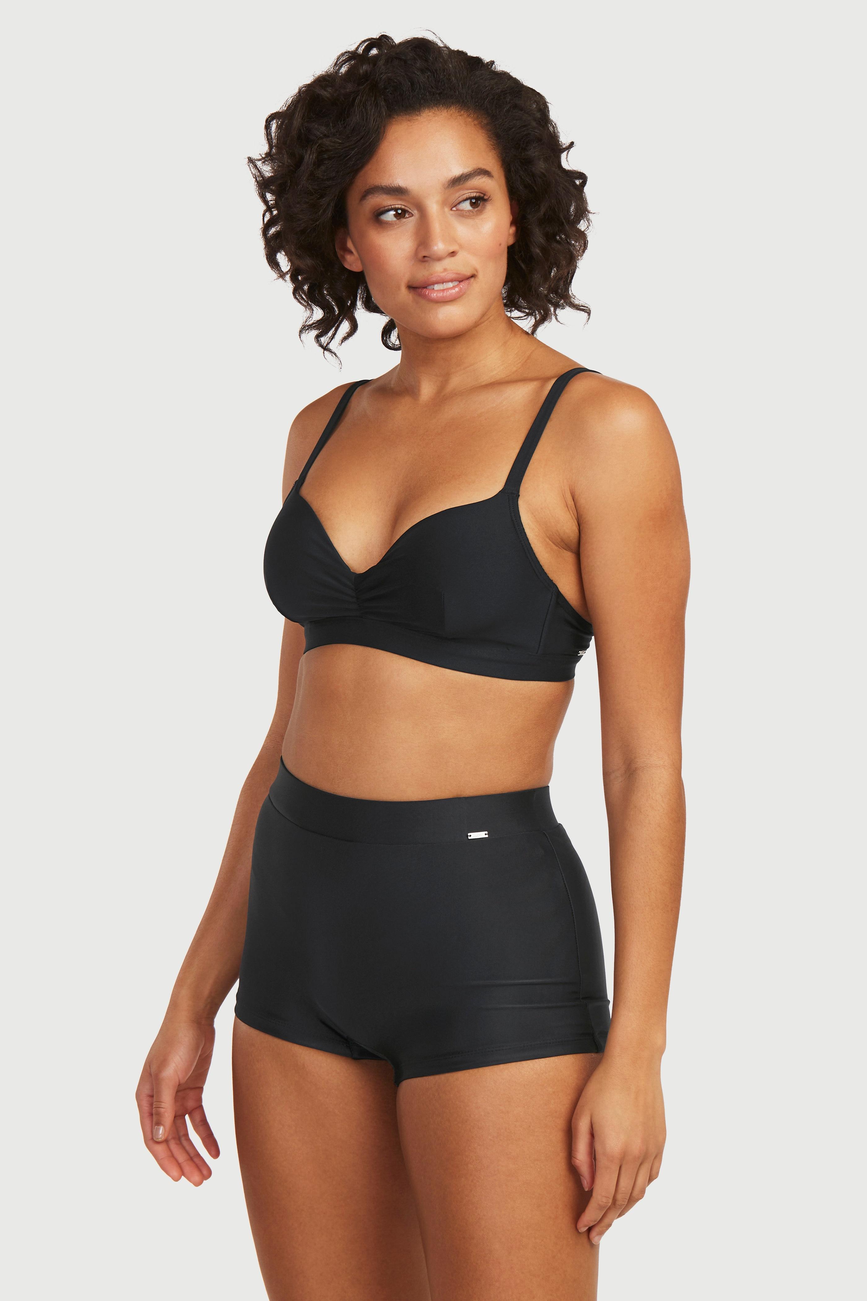 Bygellös bikini-bh