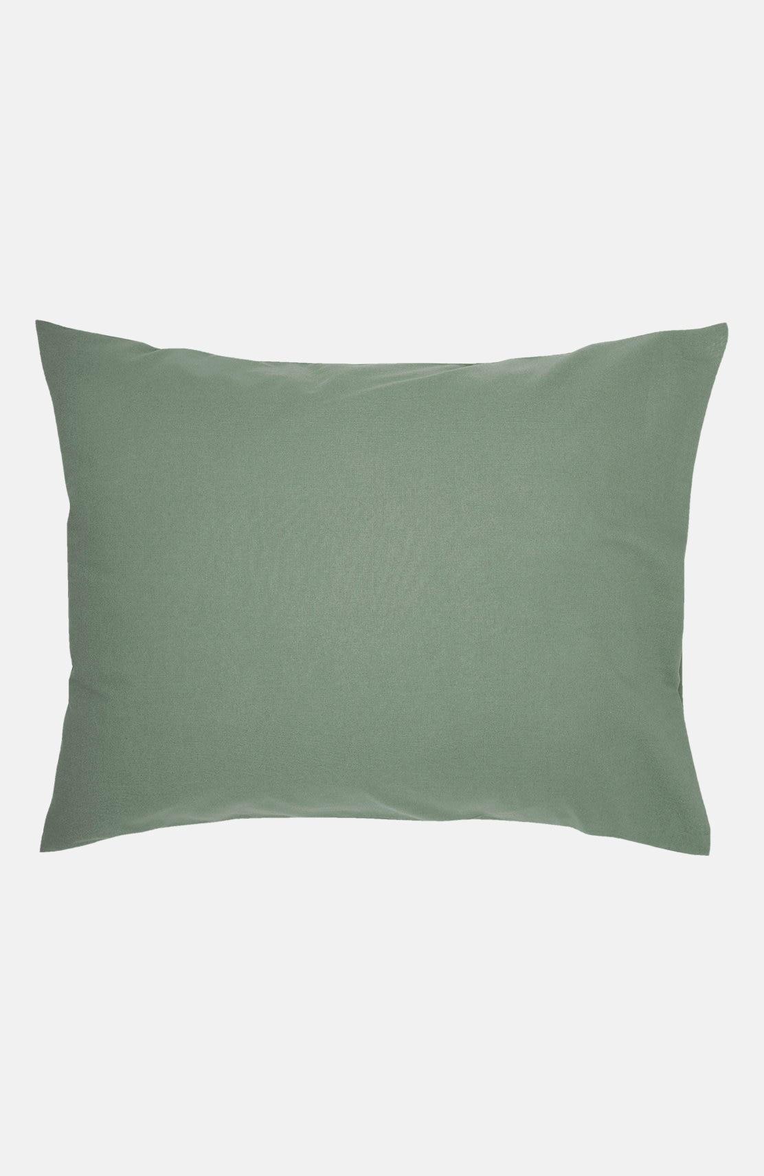 Enfärgat örngott 50x60 cm 2-pack