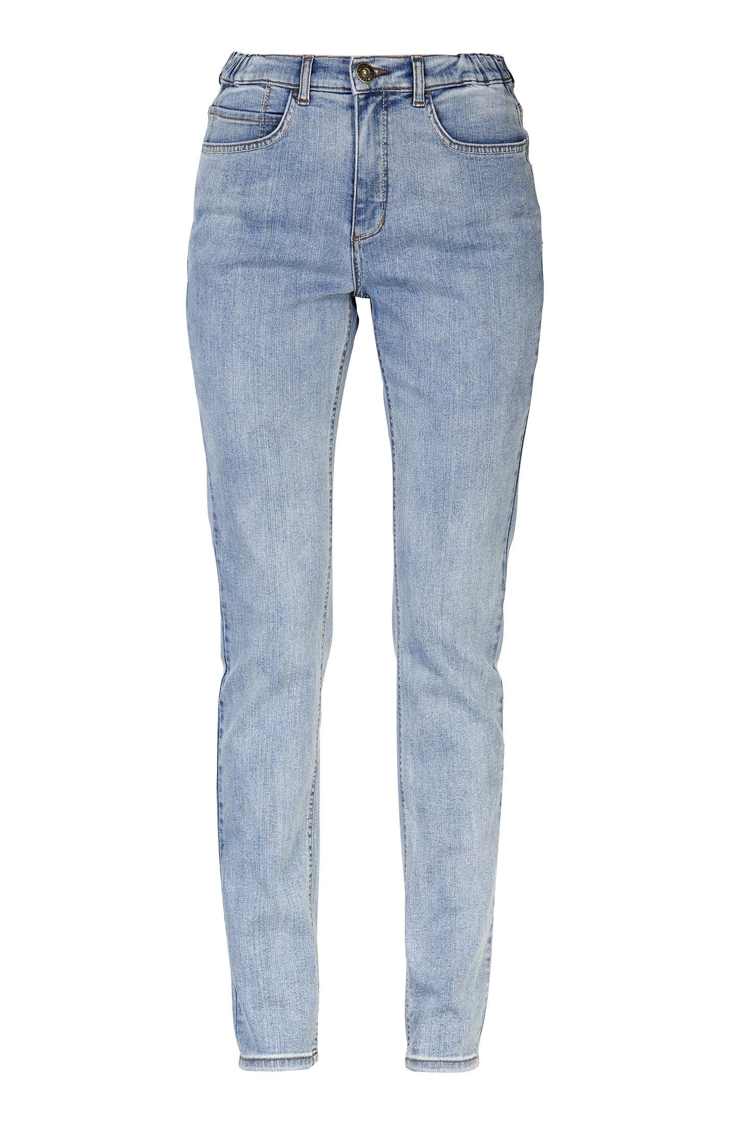 Jeans med resår i sidorna Elsa