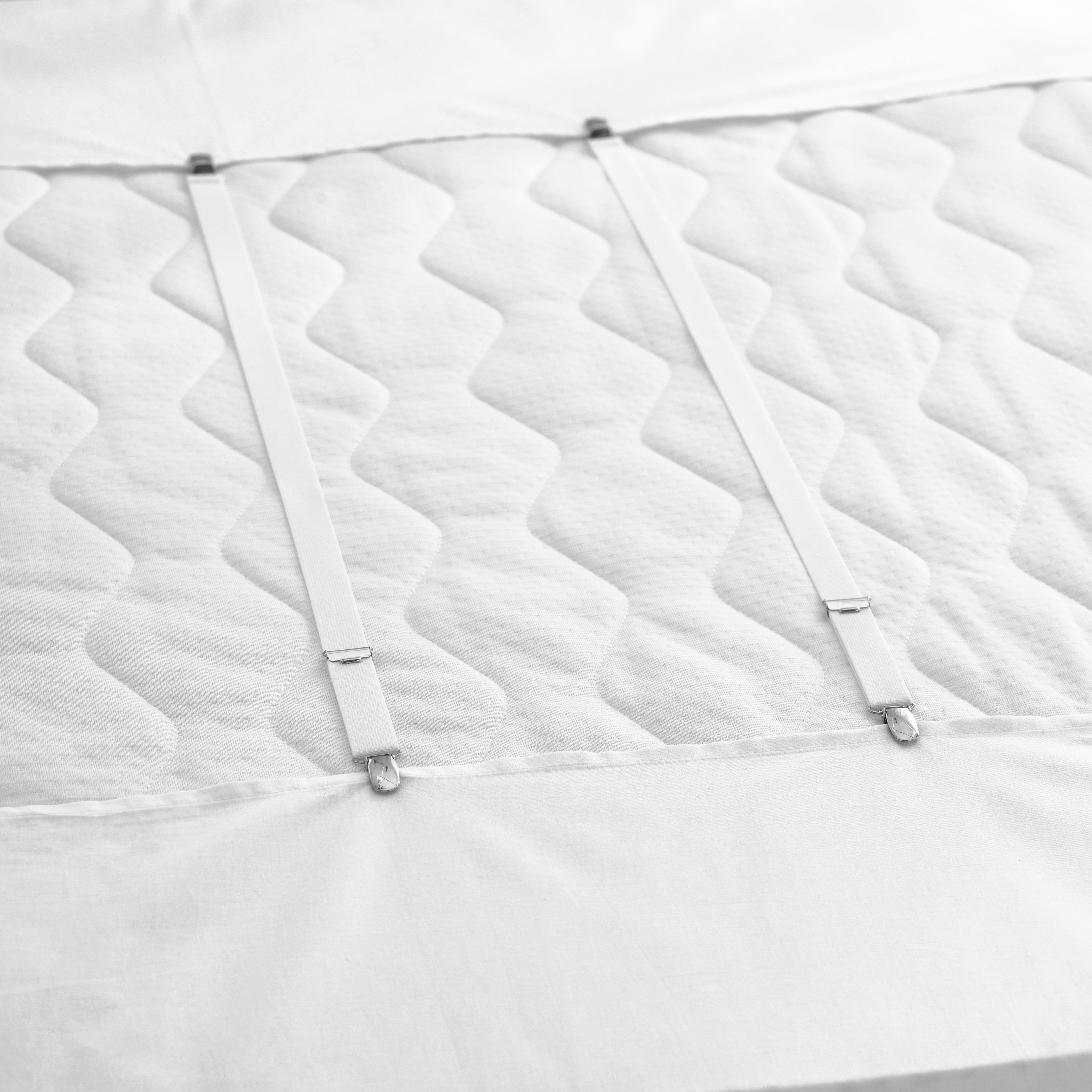 Lakansträckare med elastiska band 2-pack