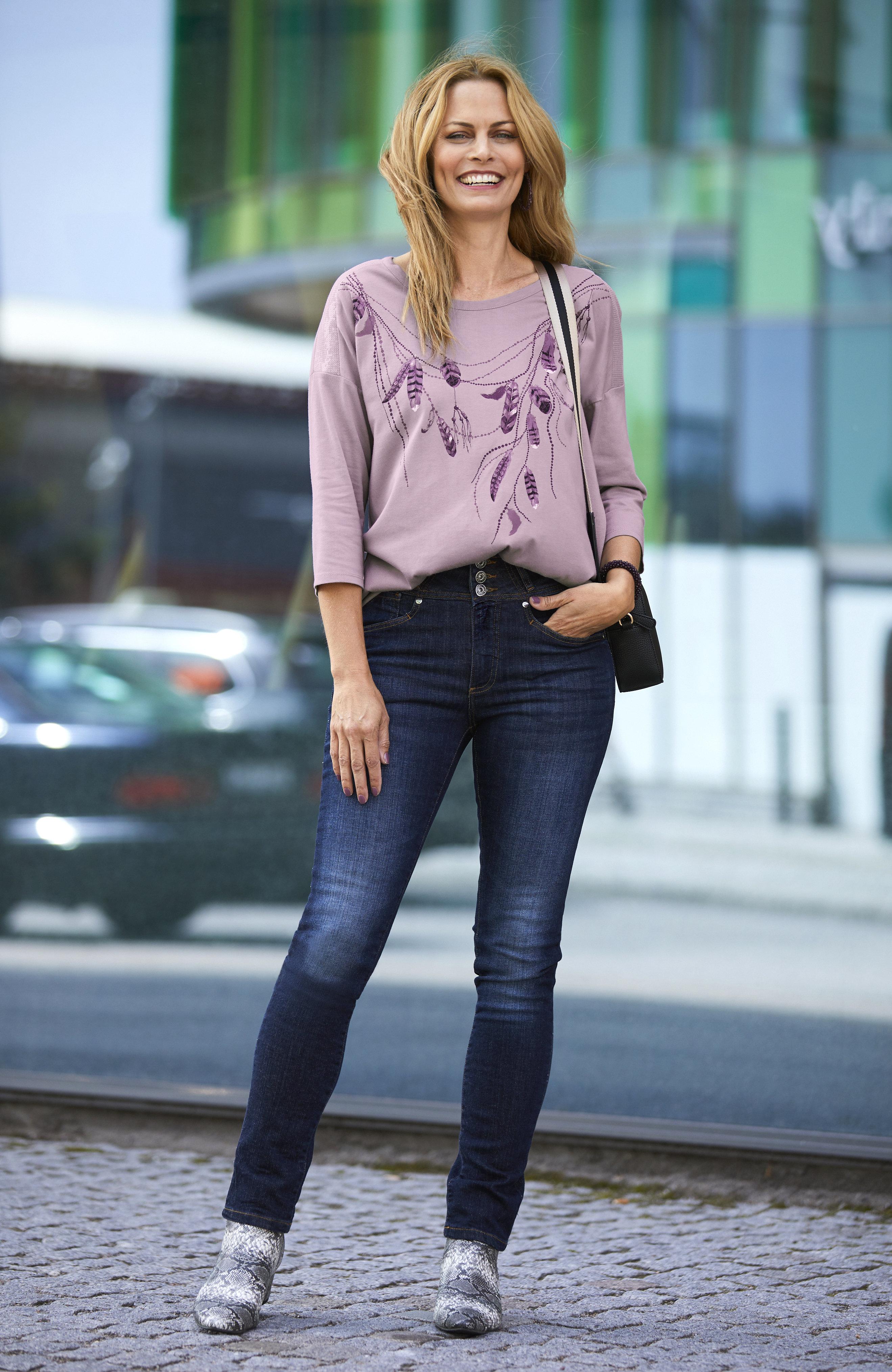 Superstretchiga jeans Paris