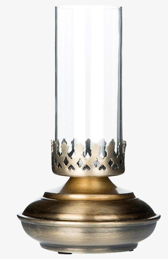 Ljuslykta för värmeljus