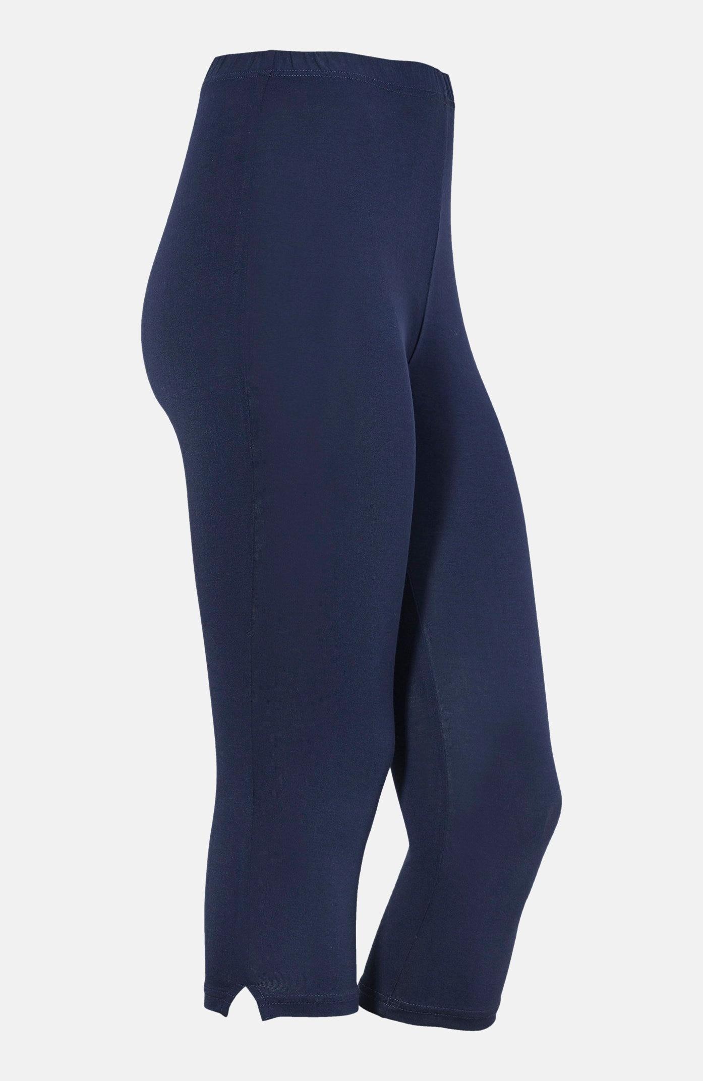 Leggings med slits